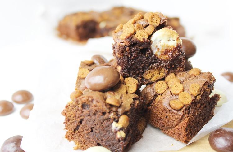 Sinterklaas brownie
