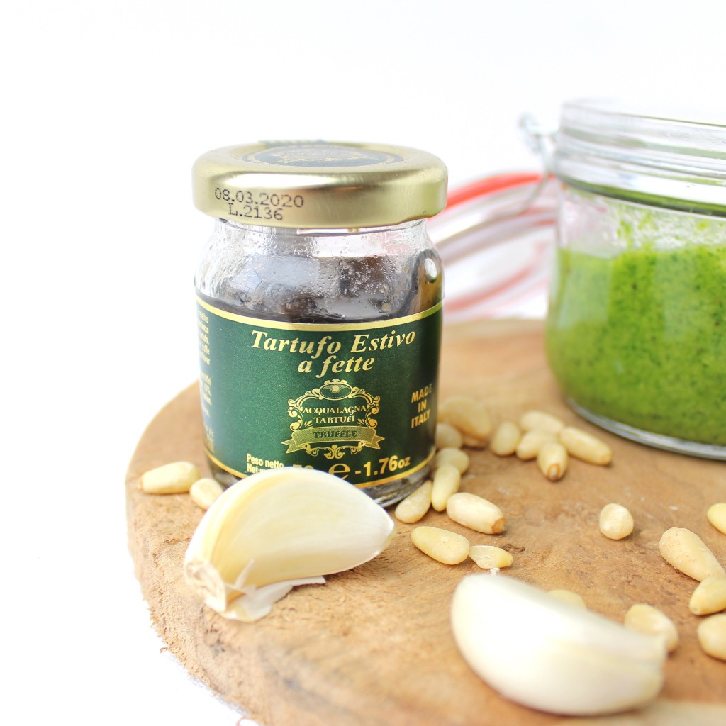 truffel pesto