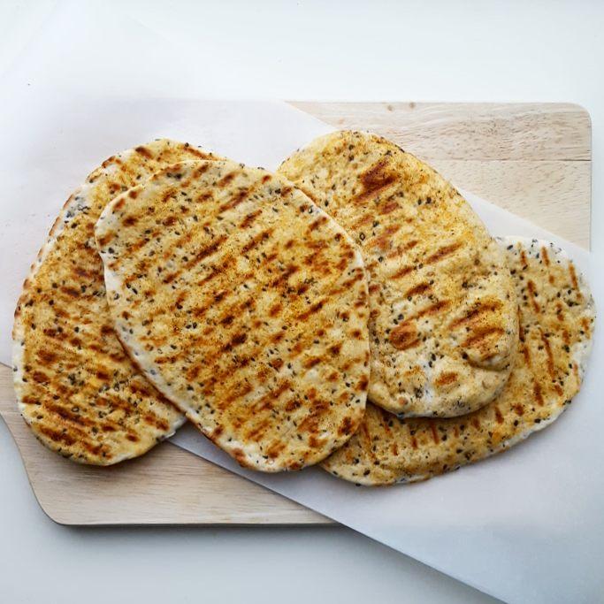 zelf heerlijk naanbrood maken