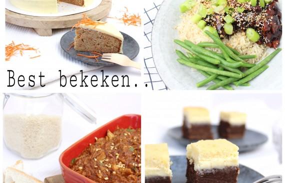 best bekeken recepten van februari