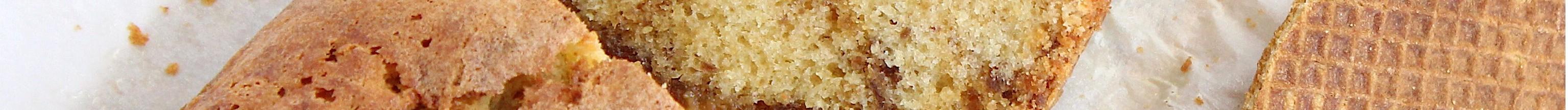 Stroopwafel cake met caramel fudge