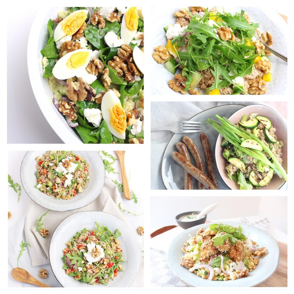 5 recepten met couscous op een rij